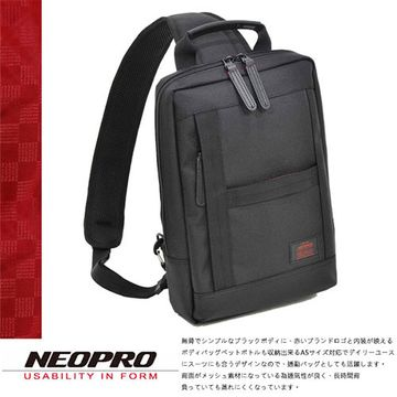 【NEOPRO】日本機能包腳踏車包 單肩斜側背包 A4 旅行休閒款【2-023】