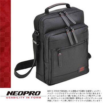 【NEOPRO】日本機能包平板電腦包  A4斜側背包 IPAD包 可手提款【2-024】