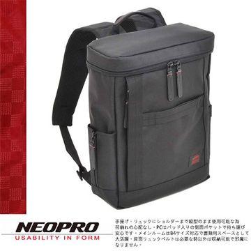 【NEOPRO】日本機能包 品後背電腦包 NB筆電後背包 尼龍B4 商務款【2-028】
