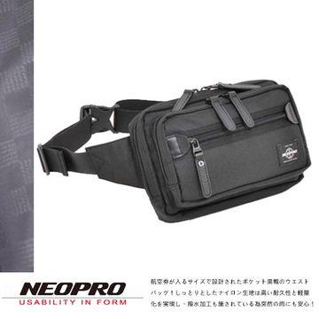 【NEOPRO】日本機能包B6 單肩斜背包 腰包 後背包 戶照夾【2-050】