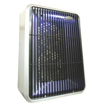 KINYO電擊+吸入KL-122 二合一強效捕蚊燈