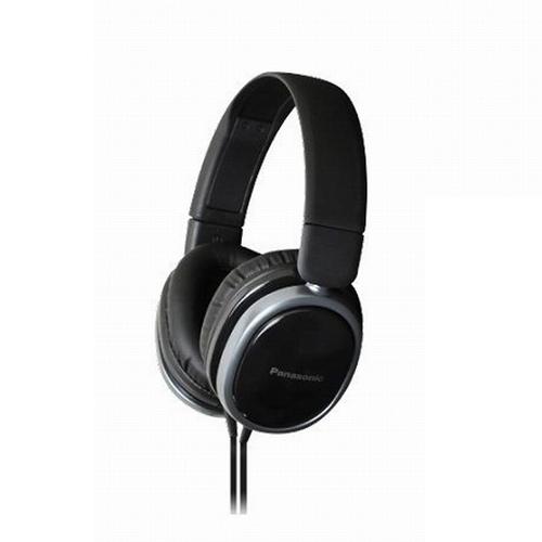 國際牌頭戴式耳機RP-HX250E(黑)