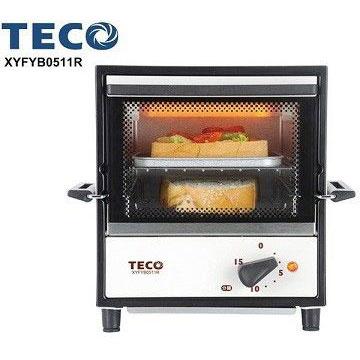 東元5L時尚雙層電烤箱XYFYB0511R