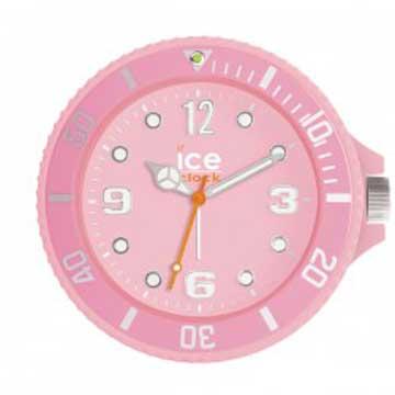 ICE-CLOCK - 玩味色彩質感鬧鐘-粉紅/13cm