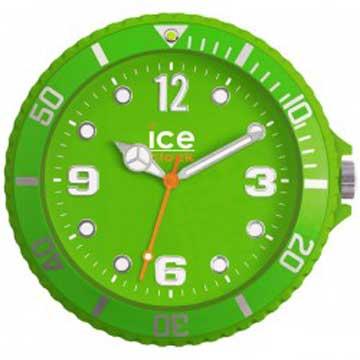 ICE-CLOCK - 玩味色彩質感掛鐘-綠/28cm