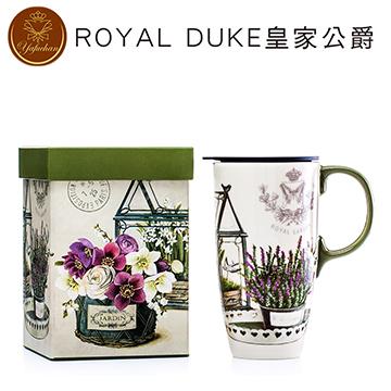 《Royal Duke》陶瓷馬克杯 專屬外盒款550m- 皇家花園