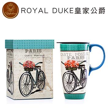 《Royal Duke》陶瓷馬克杯 專屬外盒款550m- 自行車