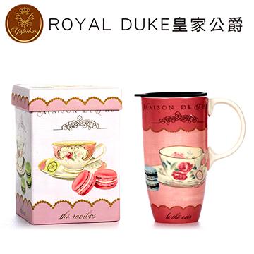 《Royal Duke》陶瓷馬克杯 專屬外盒款550ml- 馬卡龍