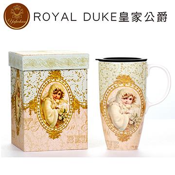 《Royal Duke》陶瓷馬克杯 專屬外盒款550ml- 天使
