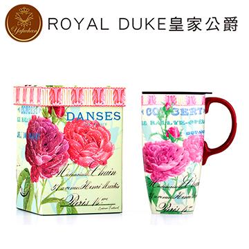 《Royal Duke》陶瓷馬克杯 專屬外盒款550ml- 情書