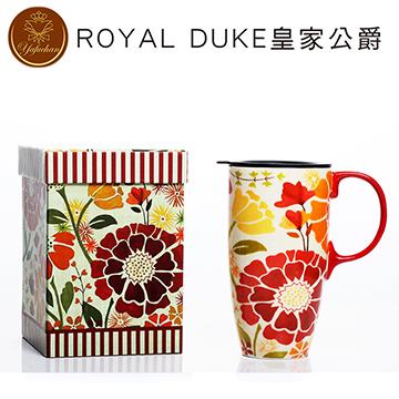 《Royal Duke》陶瓷馬克杯 專屬外盒款550ml- 五月情