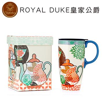 《Royal Duke》陶瓷馬克杯 專屬外盒款550ml- 午茶時光