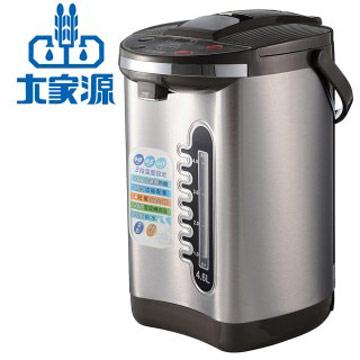 大家源 時尚4.6L不鏽鋼3段定溫節能電動熱水瓶TCY-2025