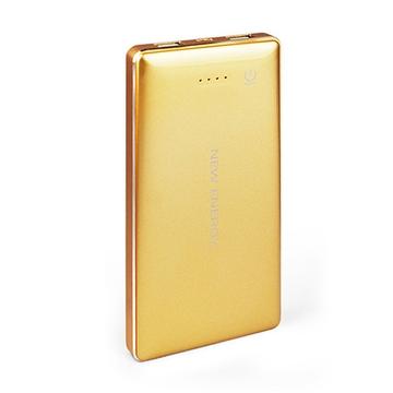 能量水晶 20000mAh大容量行動電源 金色