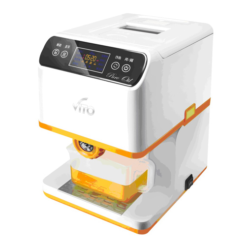VITO智慧型養生家用榨油機TZC-0502G