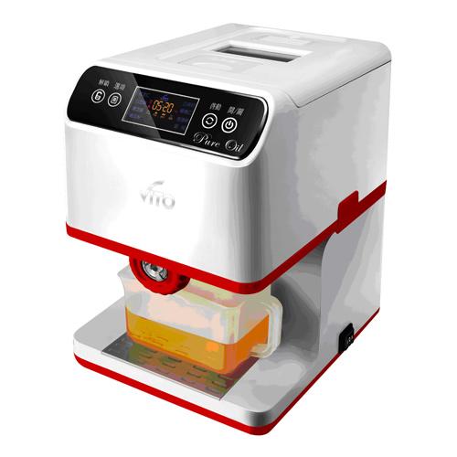 VITO智慧型二代養生家用榨油機TZC-0502CS