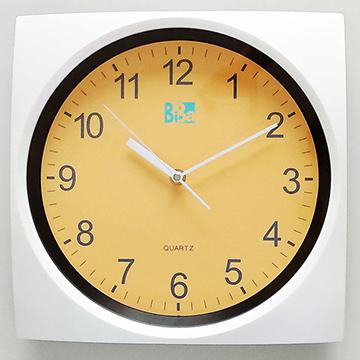 【 ORIENT東方】BIBA系列 BW265-藝術居家方型生活掛鐘