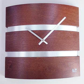 【 ORIENT東方】BIBA系列 BW-269-藝術居家拱型生活掛鐘