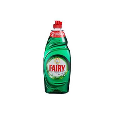 英國原裝進口Fairy綠色原味洗碗精