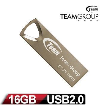 十銓 C125 16GB 雅痞碟