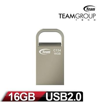 十銓 C134 16GB 精緻輕巧防水碟