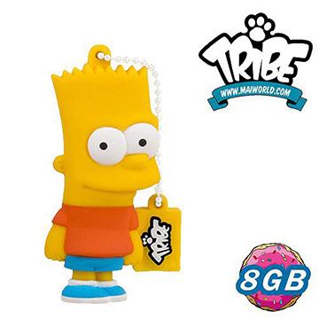 TRIBE - 辛普森一家 8GB 隨身碟 -  霸子(BART)