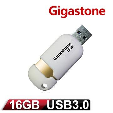 Gigastone 立達 U307 16GB USB3.0 膠囊隨身碟(白/金)