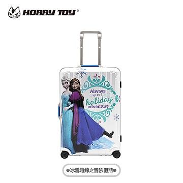 Disney迪士尼系列 行李箱造型行動電源 10400mAh-冰雪奇緣