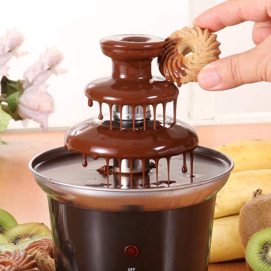濃情巧克力噴泉機