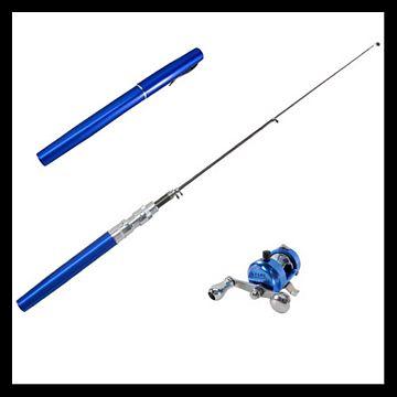 鋼筆型碳纖維小釣竿(F-1212)