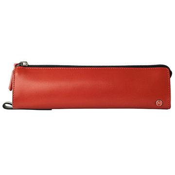 Mondaine 瑞士國鐵經典筆袋-紅