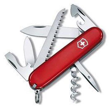 VICTORINOX 瑞士維氏 露營者 13用瑞士刀