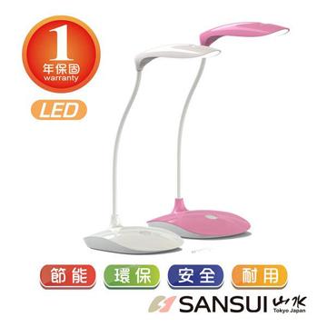 SANSUI STL201 LED護眼檯燈-粉紅