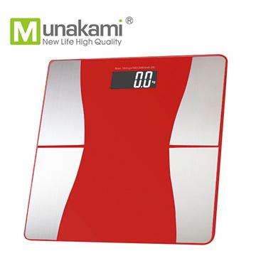 Munakami 時尚智慧健康體重計