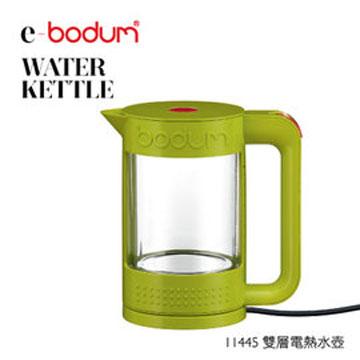 丹麥e-bodum雙層電熱水壺11445-565TW(綠)