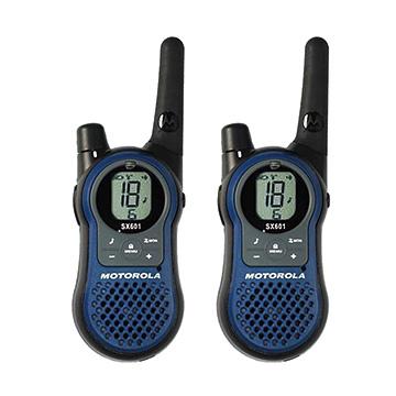 MOTOROLA 長距離無線對講機SX - 601(雙)