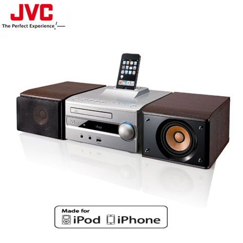 【JVC】木質振膜音響 EX-S1S