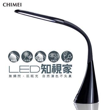 【CHIMEI奇美】第二代LED知視家護眼檯燈(黑色) CE6-10B2-66T-T0