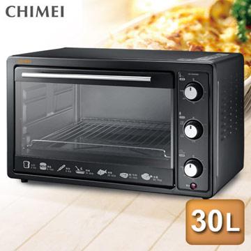 CHIMEI奇美 30公升旋風電烤箱 EV-30A0SK