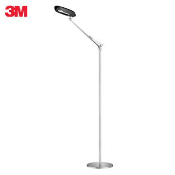 【3M】58度博視燈單臂LED立燈-晶鑽黑 GS1600