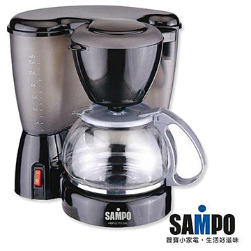 【聲寶SAMPO】12人份滴漏式咖啡機HM-G1112AL