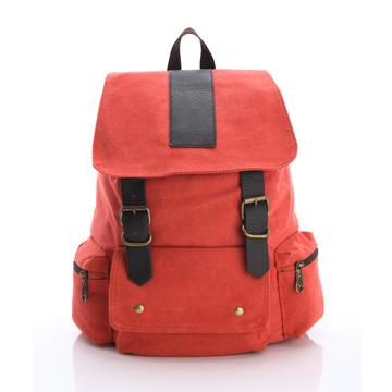 【Vensers】平價流行包系列~後背包(D012603橙色)