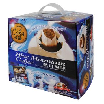 [卡薩casa] 濾掛式藍山濾泡咖啡( 9g*36包)*2盒