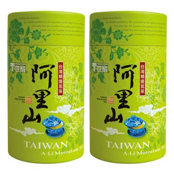 T世家-阿里山茶150克*2罐/組