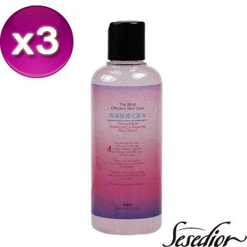 Sesedior保濕修護化妝水( 200ml/瓶)X3瓶