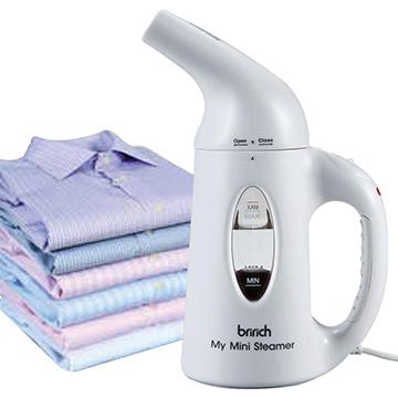 【BRI-RICH】大蒸氣超輕巧迷你手持掛燙機-白色