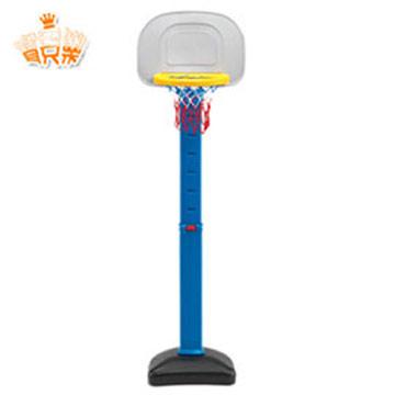 寶貝樂 灌籃高手二節式高度可調型籃球架-台灣生產