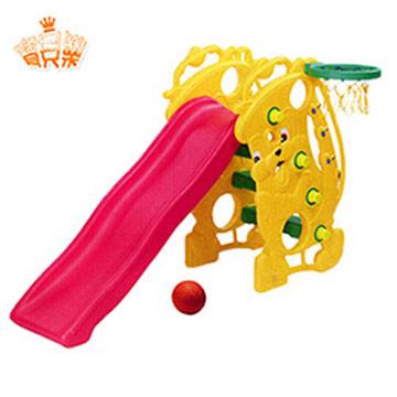 寶貝樂 薩克斯風造型溜滑梯-黃色