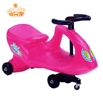 寶貝樂 小精靈扭扭車兒童三輪車