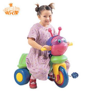 寶貝樂 繽紛小蜜蜂兒童三輪車